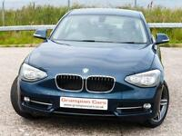 BMW 116 1.6 ( 136bhp ) ( s/s ) Sports Hatch 2013MY i Sport