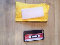 New iPhone 5s novelty cassette cover