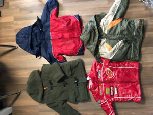 Winter clothes for boys B