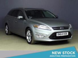 2014 FORD MONDEO 2.0 TDCi 163 Titanium X Business Edition 5dr