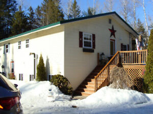 3 Bedroom bungalow 697 Rte. 750 Moores Mills, NB E5A 1Z6