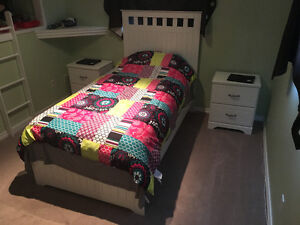 Kids bed set