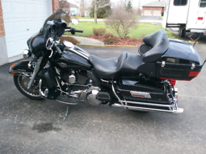 2009 Harley Davidson  Ultra Classic with accessories