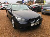 2009 BMW 520 2.0TD M Sport Touring Full Service History Clutch and Flywheel done