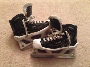 Goalie Skates size 3.5