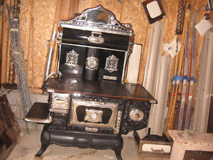 KITCHEN (WOOD) COOK STOVE FOR SALE!
