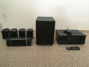 BRAND NEW Tannoy HTS 100 Sound System with Onkyo Receiver