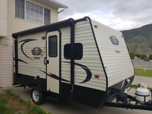 17' Travel Trailer Rental