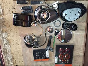 2010 wide glide parts for sale Strathcona County Edmonton Area image 2