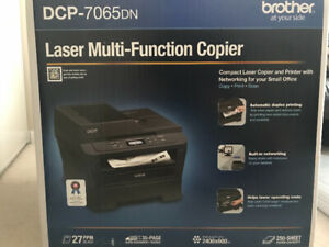 Brother DCP-7065 DN Toner Printer and Copier
