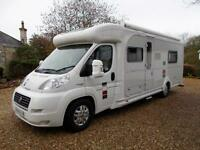 Autocruise Augusta Twin Single Beds Automatic Transmission 4 Berth Motorhome