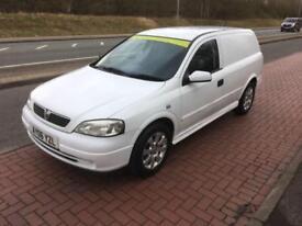 Vauxhall Astravan (2006)