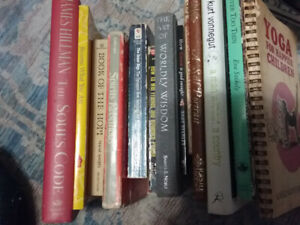 Selection of non fiction and self improvement books