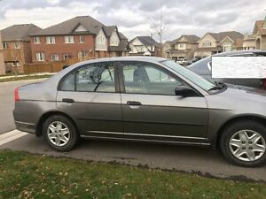 2005 Honda Civic Sedan - Great working condition Oakville / Halton Region Toronto (GTA) image 3
