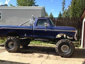 1977 ford monster