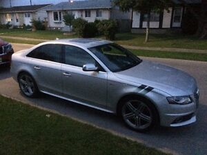 For Sale: 2011 Audi S4 Manual transmission 49000 KM