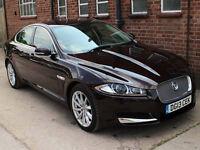 2013 Jaguar XF 2013 3.0 V6 Premium Luxury