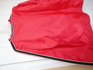 Steve and Barry's red fleece lined winter jacket hockey clothing London Ontario image 2