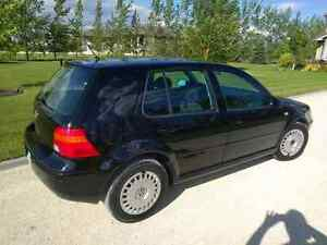 Great Buy 2001 Volkswagen Golf GLS