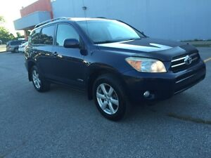 2007 Toyota RAV4 Limited full automatic remote starter