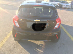 2017 Chevrolet Spark Salvage Other