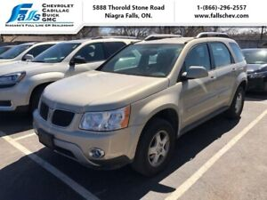 2009 Pontiac Torrent 4DR FWD  VEHICLE SOLD AS TRADED.