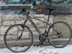 Great Winter Hybrid Commuter Bike for Sale