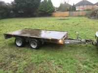 Ifor Williams trailer 10ft by 5.6 ft