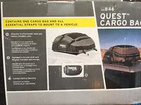 TULE car storage rack container