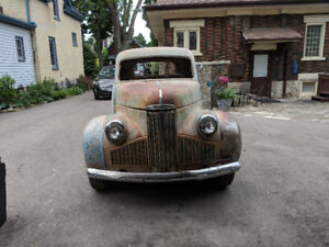 1947 Studebaker Truck Project $8500.00