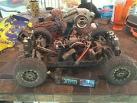 Mugen MX-6 with Tekno electric chassis
