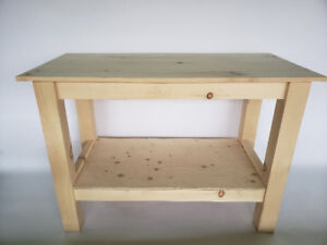 Workbench / craft tables / utility bench  custom made