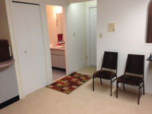 Cozy 1 Bedroom Apt - Partially Furnished!