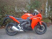 Honda CBR125 RD Learner Legal Motorcycle