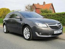 2013 Vauxhall Insignia 2.0 CDTi ecoFLEX ELITE TURBO DIESEL ESTATE * ONE OWNER...
