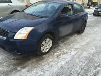 2009 Nissan sentra 2.0 for only $6000