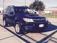 2009 Subaru Forester XT Limited SUV, Crossover