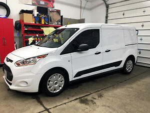 2014 Ford Transit Connect XLT Minivan, Van