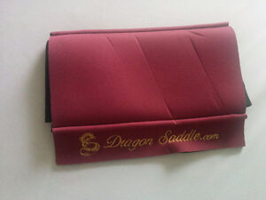 Dragon Saddle Seat Pad / butt pad / coussin fessier