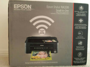 Printer/Copier/Scanner - Wireless Epson