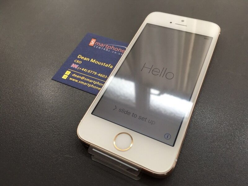 Brand new unlocked sim free iPhone 5S sealed box with full new accessories in stock