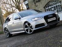 2015 Audi A6 Avant 2.0 TDI ultra Black Edition Avant S Tronic 5dr