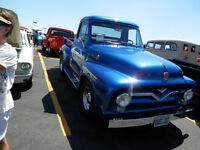 WANTED MID FIFTIES PICK UP TRUCK