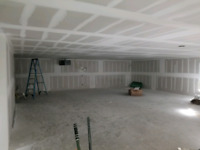 Drywall Taping, Repairs, Additions and Renovations