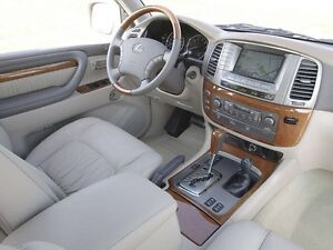 Wan to Buy LEXUS LX470 2006 or 2007 Clean History