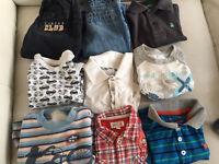 Baby boy bundle ( 10 pieces) 12-18 months