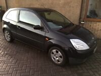 2004 (54) FORD FIESTA FLAME, 5 MONTHS MOT TRADE IN TO CLEAR