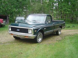 For Sale '72 Cheyenne Super