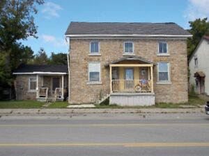 Bachelor apartment in GANANOQUE !!