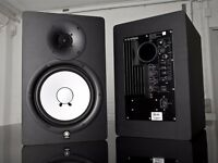 Studio monitor Yamaha HS80M pair / active speakers